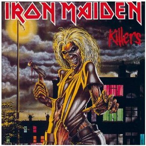 IRON MAIDEN - KILLERS -RMX CD ROM (CD)