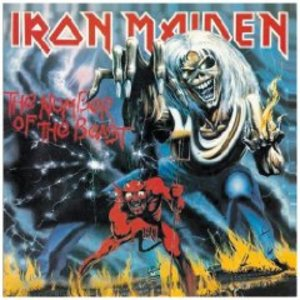 IRON MAIDEN - THE NUMBER OF THE BEAST -RMX CD ROM (CD)