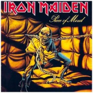 IRON MAIDEN - PIECE OF MIND -RMX CD ROM (CD)