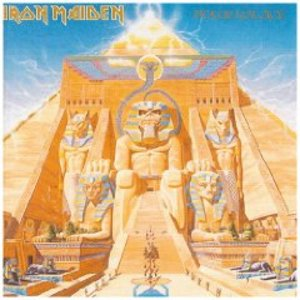 IRON MAIDEN - POWERSLAVE -RMX CD ROM (CD)