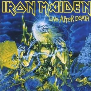 IRON MAIDEN - LIVE AFTER DEATH -VIDEO PC -2CD (CD)