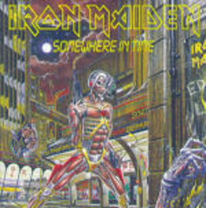 IRON MAIDEN - SOMEWHERE IN TIME -RMX CD ROM (CD)
