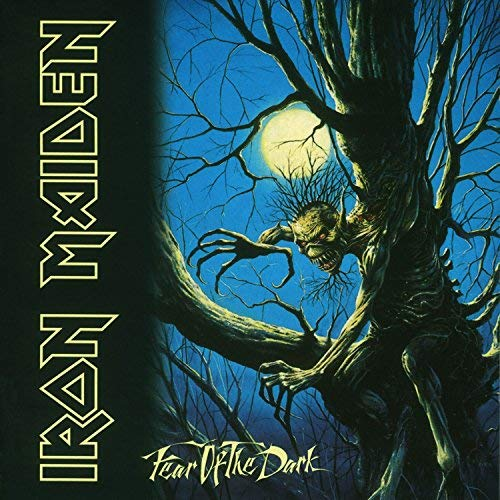 IRON MAIDEN - FEAR OF THE DARK -RMX 3 VIDEO (CD)
