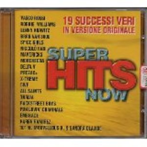 SUPERHITS NOW (CD)