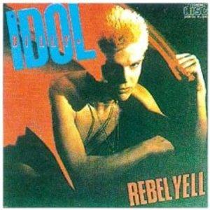 BILLY IDOL - REBEL YELL (CD)