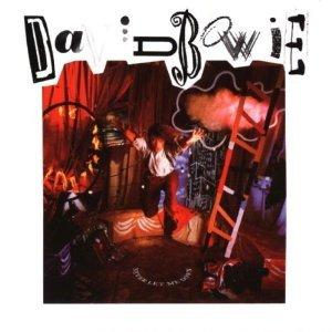 DAVID BOWIE - NEVER LET ME DOWN (CD)