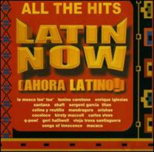 ALL THE HITS LATIN NOW (CD)