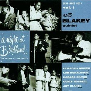 ART BLAKEY - A NIGHT AT BIRDLAND VOL.ONE (CD)