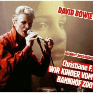 CHRISTIANE F. BY DAVID BOWIE (CD)