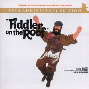 FIDDLER ON THE ROOF - 30TH ANNIVERSARY EDITION (CD)
