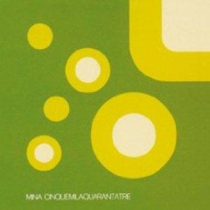 MINA - CINQUEMILAQUARANTATRE RMX (CD)