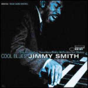 JIMMY SMITH - COOL BLUES (CD)