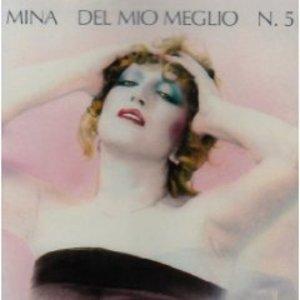 MINA - DEL MIO MEGLIO N.5 RMX (CD)