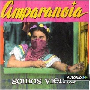 AMPARANOIA - SOMOS VIENTO (CD)