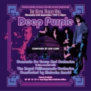DEEP PURPLE - CONCERTO FOR GROUP AND ORCHESTRA -2CD (CD)