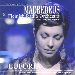 MADREDEUS - EUFORIA 2CD (CD)