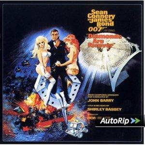 007 DIAMONDS ARE FOREVER JAMES BOND 007 (CD)
