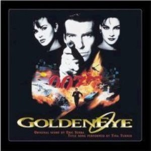 007 GOLDENEYE JAMES BOND 007 (CD)