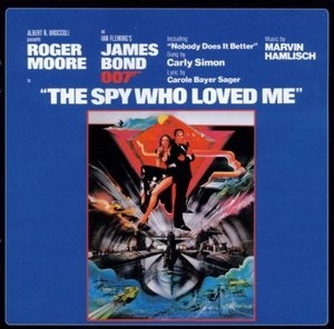 007 - THE SPY WHO LOVED ME JAMES BOND 007 (CD)