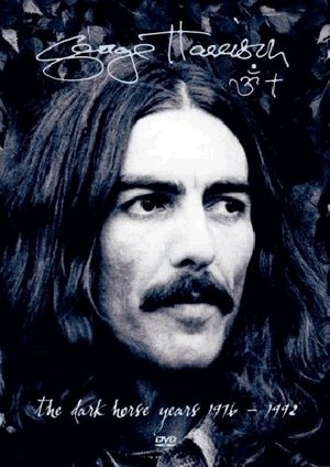 GEORGE HARRISON THE DARK HORSE YEARS 1976-1992 (DVD)