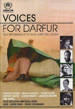 VOICES FOR DARFUR (DVD)