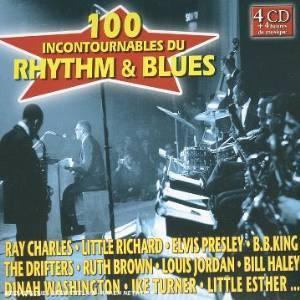 100 INCONTOURNABLES DU RYTHM & IMPORT -4CD (CD)