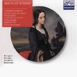 BEST LOVED SCHUBERT -4CD (CD)