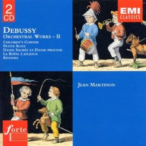 DEBUSSY: ORCHESTRAL WORKS II -2CD (CD)