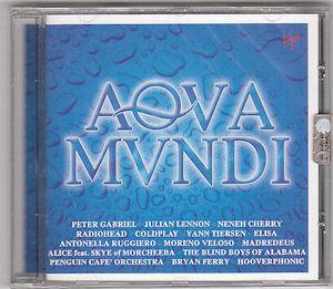 AQUA MUNDI (CD)