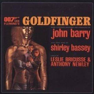 007 GOLDFINGER JAMES BOND 007 (CD)