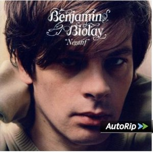 BENJAMIN BIOLAY - NEGATIF (CD)