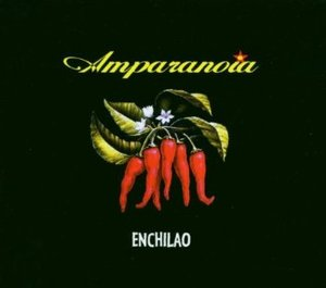 AMPARANOIA - ENCHILAO (CD)