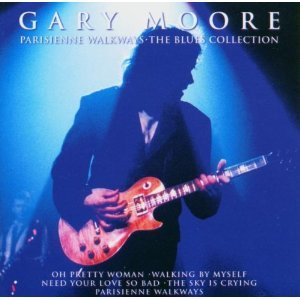 GARY MOORE - THE BLUES COLLECTION (CD)