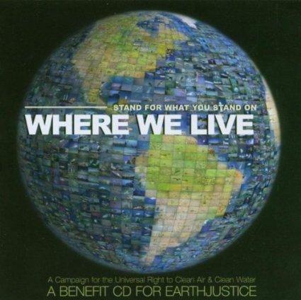 WHERE WE LIVE (CD)