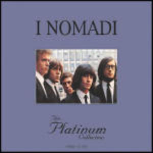 NOMADI - THE PLATINUM COLLECTION -3CD (CD)