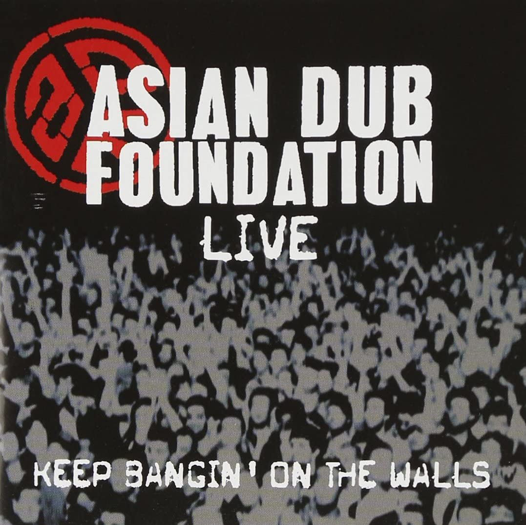 KEEP BAGIN'ON THE WALLS - LIVE (CD)