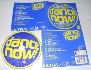 DANCENOW! VOL.2 (CD)