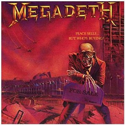 MEGADETH - PEACE SELLS BUT WHO'S BUYING? (CD)