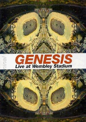 GENESIS LIVE AT WEMBLEY STADIUM (DVD)