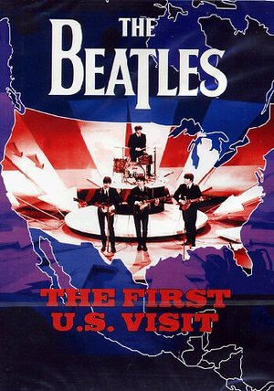THE BEATLES - BEATLES THE FIRST U.S. VISIT (DVD)