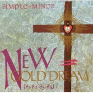 SIMPLE MINDS - NEW GOLD DREAM (81/82/83/84/) (CD)
