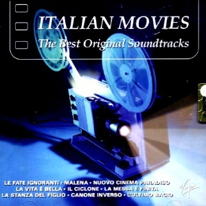 ITALIAN MOVIES THE BEST ORIGINAL SOUNDTRACKS (CD)