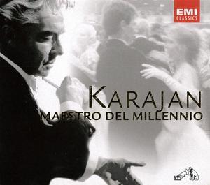 KARAJAN MAESTRO DEL MILLENNIO (CD)
