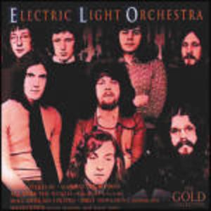 E.L.O. - THE GOLDEN COLLECTION E.L.O. (CD)