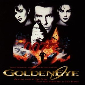 007 GOLDENEYE (CD)