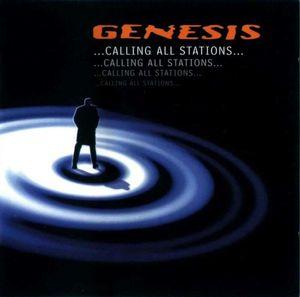 GENESIS - CALLING ALL STATIONS.... (CD)