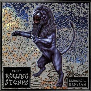 ROLLING STONES - BRIDGES TO BABYLON (CD)