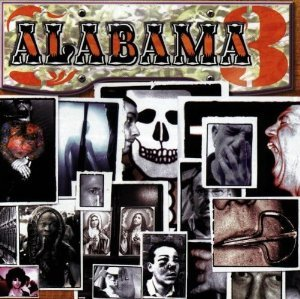 ALABAMA 3 - EXILE ON COLDHARBOUR LANE (CD)