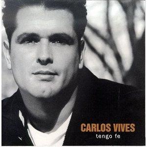 CARLOS VIVES - TENGO FE (CD)