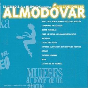 LAS CANCIONES DE ALMODOVAR (CD)